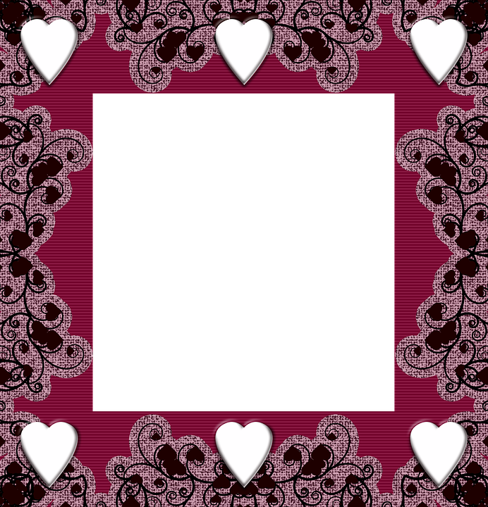 Frame Photo Valentine · Free image on Pixabay