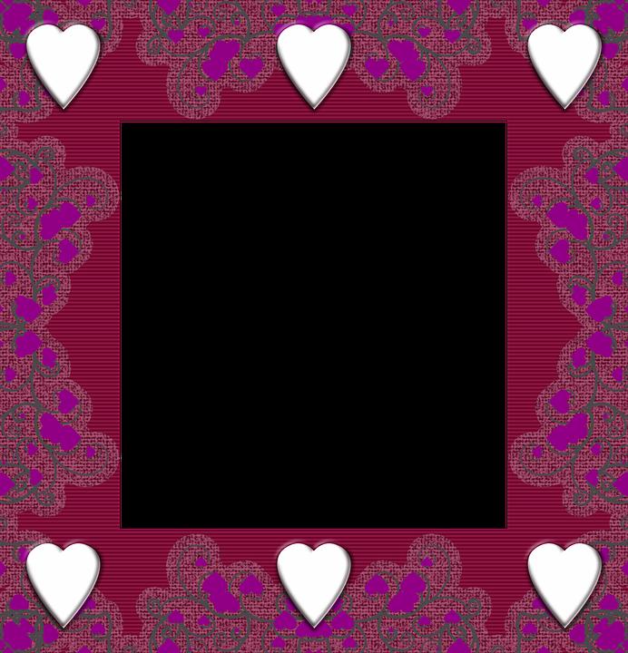 Frame Photo Valentine · Free image on Pixabay