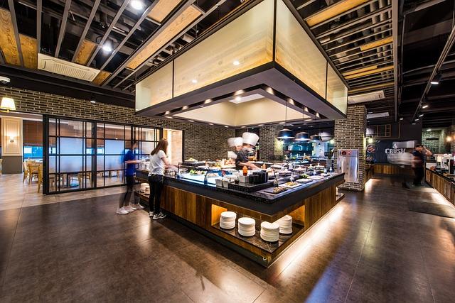 The Modern Restaurant Menu