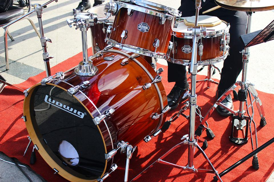 Drum Kit Drums Music - Free photo on Pixabay