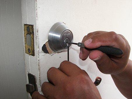 Locksmith, Locks, Unlock, Open, Security