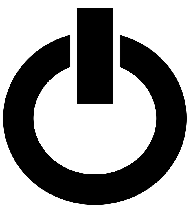 Power Off Shutdown Computer Cell - Free vector graphic on Pixabay