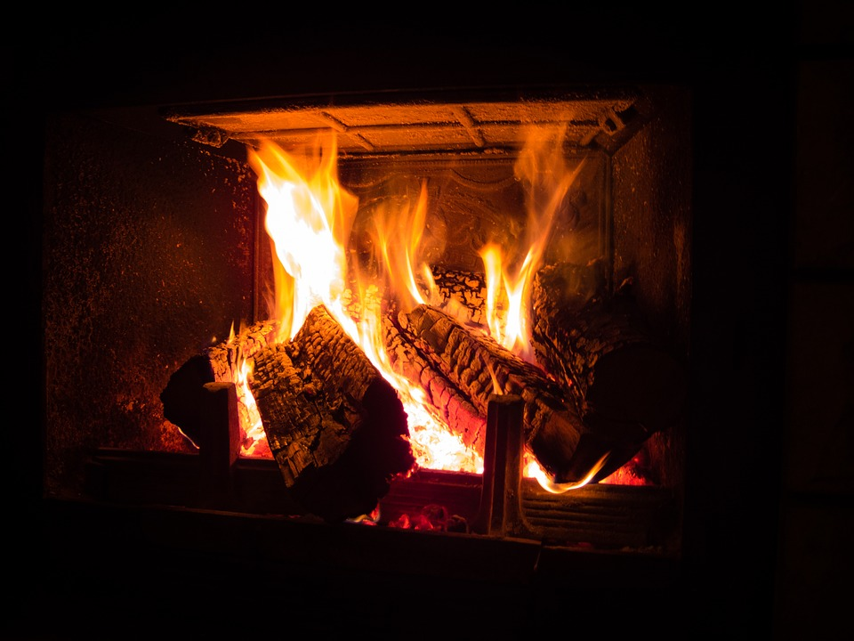 Free photo Fireplace Fire Heat Wood Free Image on Pixabay