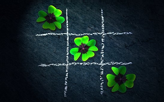 Klee Four Leaf Clover Lucky