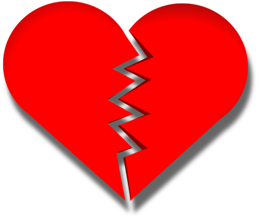 Heart Broken Love Free Image On Pixabay
