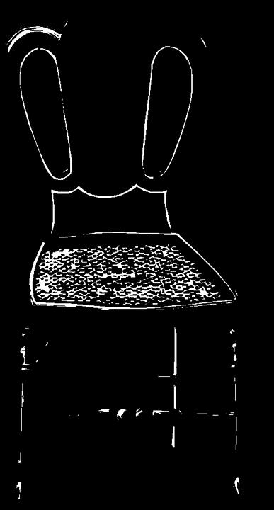 Chair, Fancy, Vintage, Furniture, Room, Kitchen, Ornate