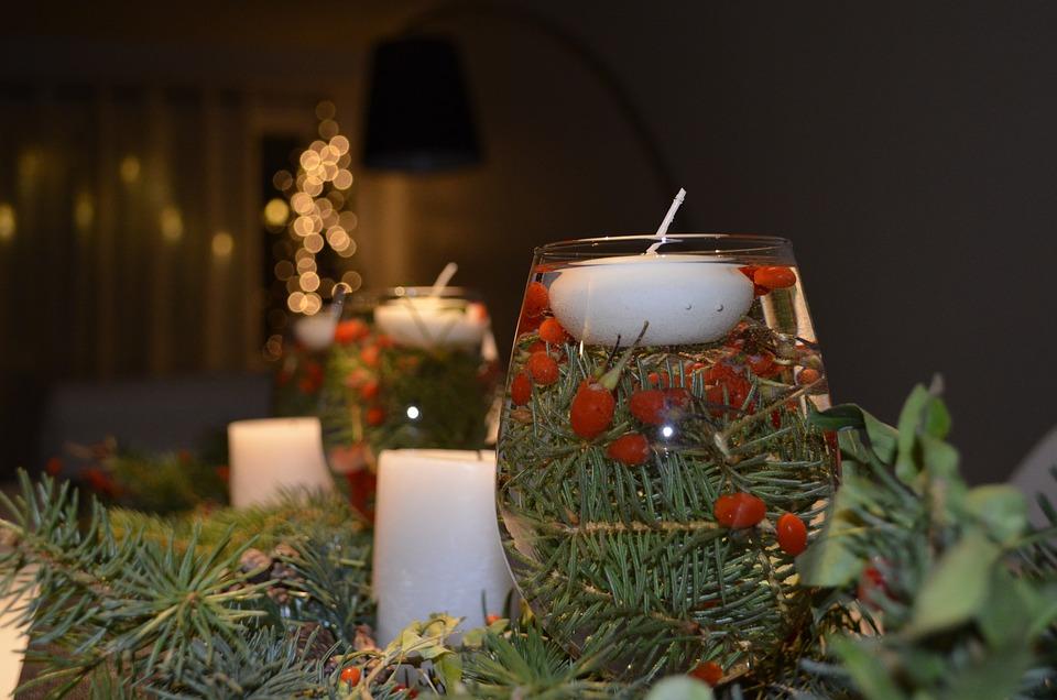 Kerst Tafel Decoratie : Kerstdiner tafeldecoratie kerst · gratis foto op pixabay