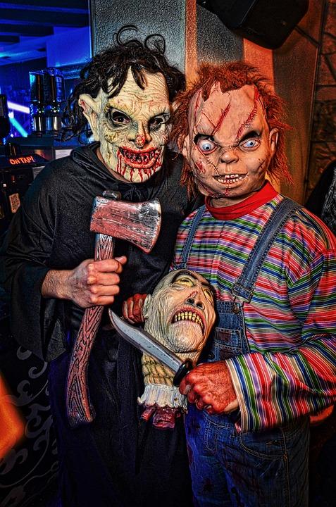 Halloween Chucky Boneka Foto Gratis Di Pixabay