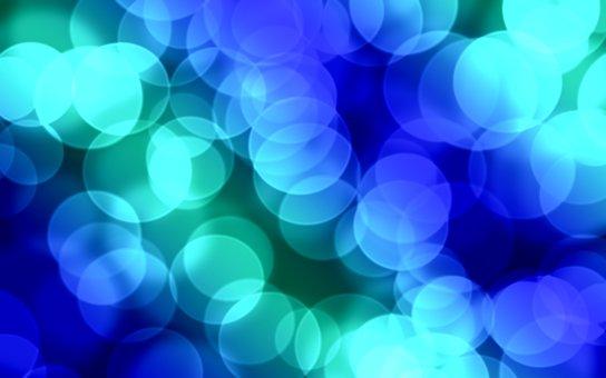 Bokeh Blue Mantle Ui Gradients Shiny