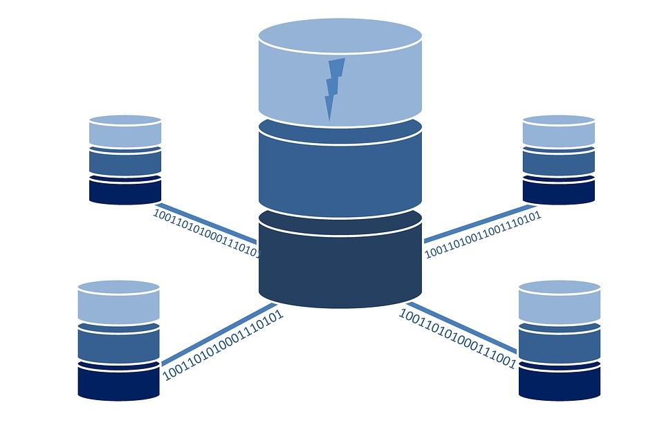 Database Data Computer · Free Image On Pixabay