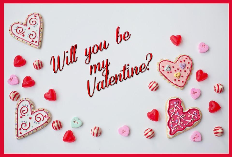 Valentine S Day Border Decoration Free Image On Pixabay
