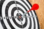 target, goal, success