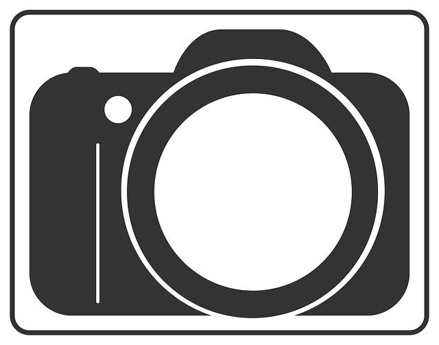 사진 아이콘 카메라 디자인 · Pixabay의 무료