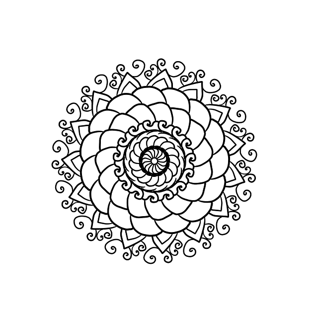 Coloring Pages For Children Doodle Art furthermore Dibujo Para Colorear Decoracion Dl likewise Mandala together with Prev Fss Doily Mandala further Attractive Colorful Phoenix Tattoo Design By Katy Lips b. on mandala designs to print and color