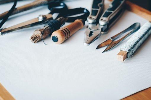 Tool, Tools, Equipment, Work, Handmade