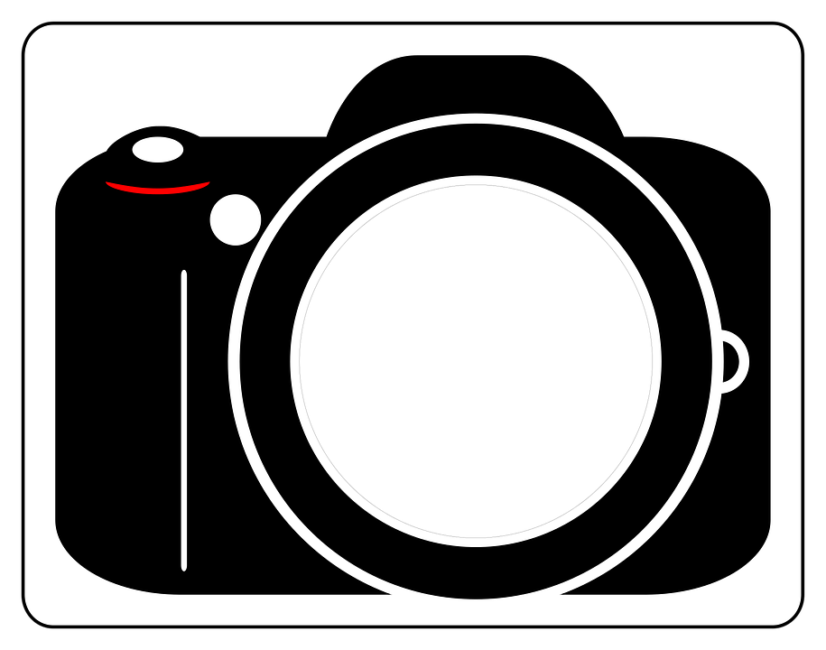 vector photo icon camera 183 free vector graphic on pixabay