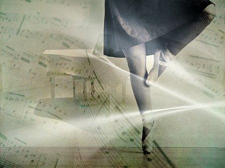Danse, Ballet, Danseuse, La Musique