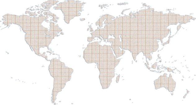 200 Free Weltkarte World Map Illustrations Pixabay