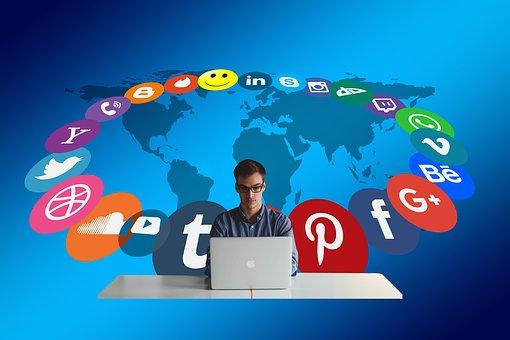 Social, Media, Manager, Online