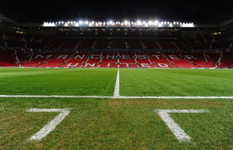 Old Trafford, Manchester United, Stadium, Stadion