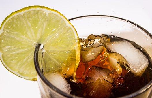 Cola, Beber, Limonada, Coca Cola