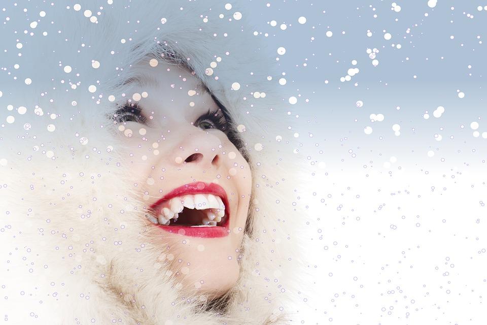 Kerst, Sneeuw, Sneeuwvlokken, Winter, Vrieskou, Koude