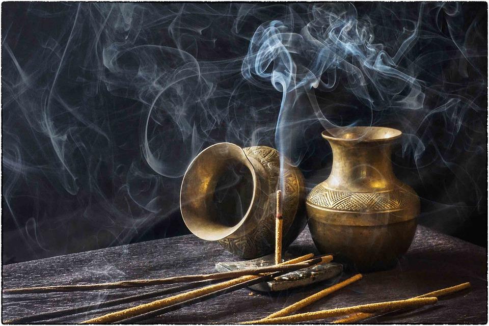 Incense, Indian, Aromatic, Stick, Smoke, Aroma