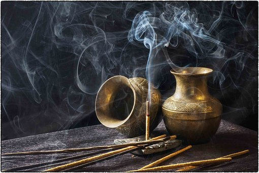 Incense, Indian, Aromatic, Stick, Smoke