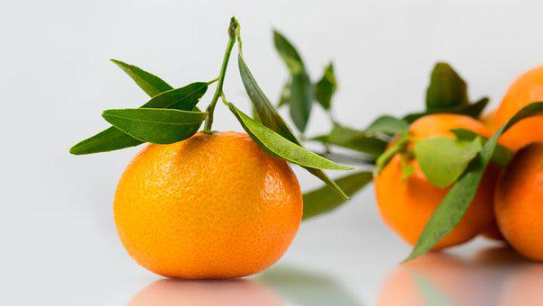 Mandarin, Clementine, Fruit, Vitamins