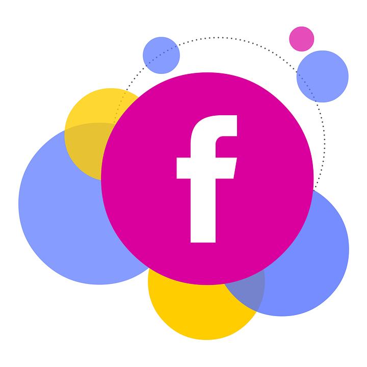 Bulles, Facebook, Médias Sociaux, Icônes De Sites Web