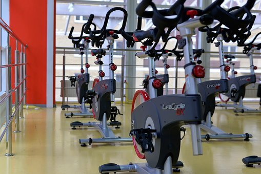 Sports Indoor Cycling Fitness Gym Trenazho