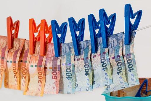 Lavado De Dinero, Lucha Contra El Crimen