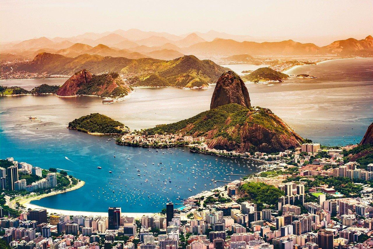 Rio De Janeiro Brésil Ville - Photo gratuite sur Pixabay