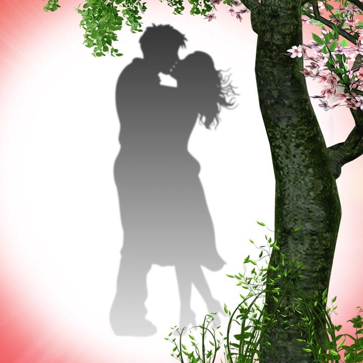 Saint Valentine'S Day 2020, Valentine, St Valentin, Kiss