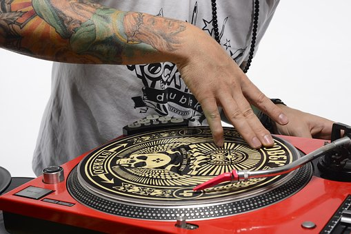 Dj, Turntable, Scratch, Hip Hop, Culture