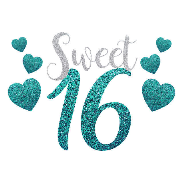 Sweet Sixteen Birthday 16 · Free Image On Pixabay