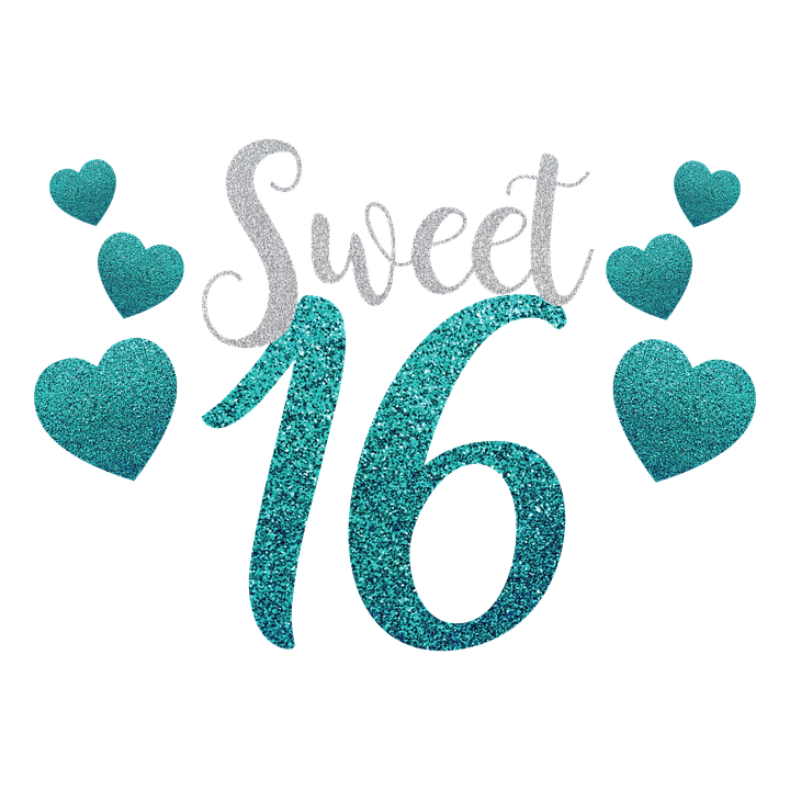 16th Birthday Haul Blog: Sweet Sixteen Birthday 16 · Free Image On Pixabay