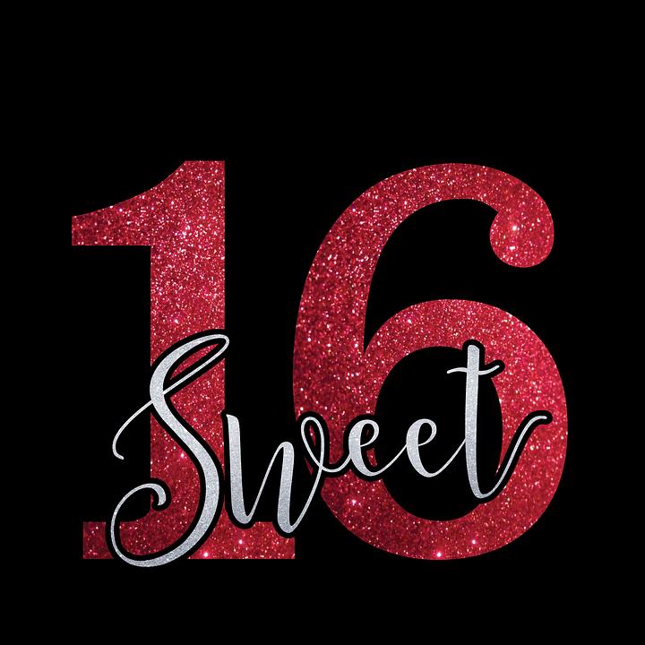 Sweet Sixteen Sweet-Sixteen · Free image on Pixabay