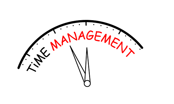 Time Management, Clock, Time, Business