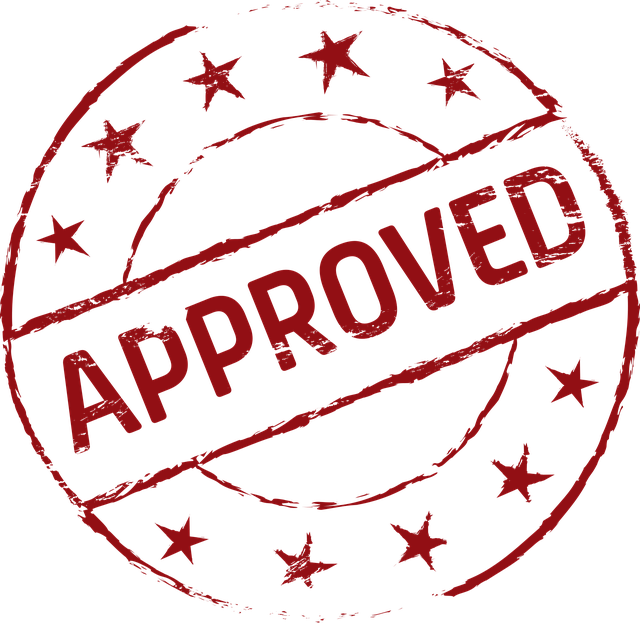 Free Vector Graphic Approved Stamp Stamp Approved