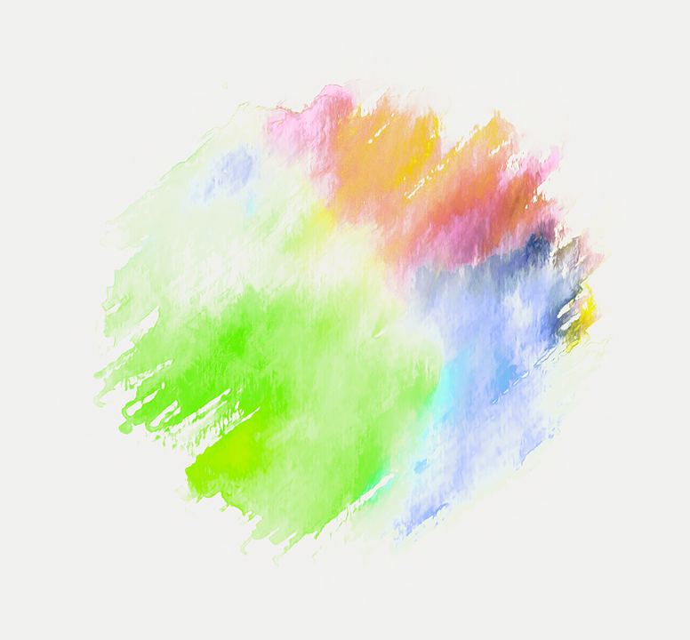 Paint Logo House With Splash