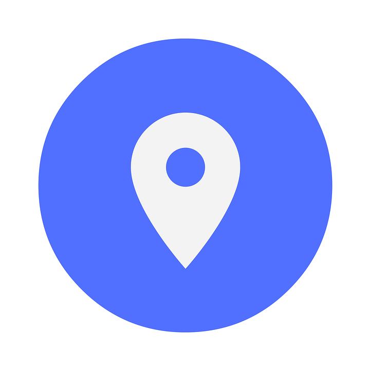 Icone Localisation icône emplacement localiser · image gratuite sur pixabay