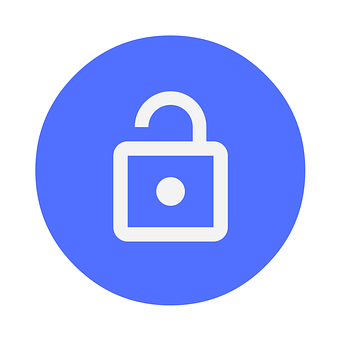 Icon, Security, Lock, Cloud, Data