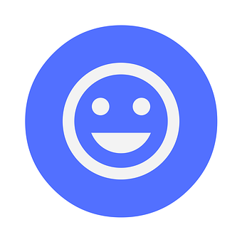 Icon, Happy, Customer, Feedback, Emoji