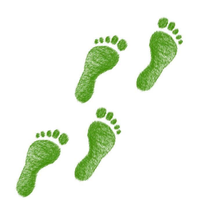 environmental footprint Reducing costs and improving efficiency is not the only benefit of minimizing the  environmental footprint for many organizations, the sustainable workplace will.