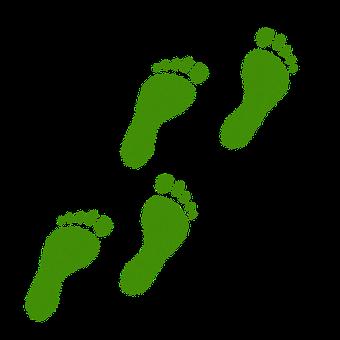 緑、草、プラト、ミン、エコサインな、自然、落ち