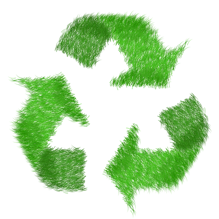 There are good ways of recycling which can be done by following the 3Rs.