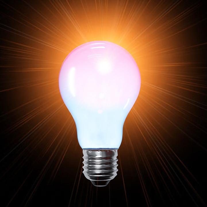 lampe lumi re orange ampoule image gratuite sur pixabay. Black Bedroom Furniture Sets. Home Design Ideas