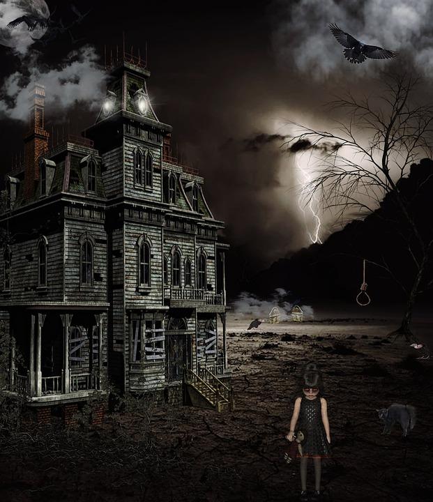 Free Illustration: Spooky, Horror, Mystery, Creepy