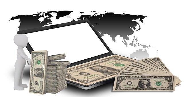 Dollar, Pieniądze, Zarabiaj Pieniądze